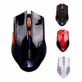 Azzor Wireless 2400DPI 2.4GHz Stille Ergonomische Laser Gaming Wiederaufladbare Maus