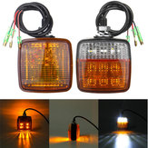 12-24V Waterproof Trailer Truck LED Tail Light Lamp Yacht Car Running Turn Signal Lights