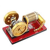 SH-02 Kit de jouets éducatifs de découverte de Modèle de Stirling Moteur