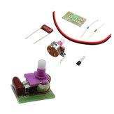 DIY Controlador de Silício Interruptor Dimmer Kit Lâmpada Módulo de Interruptor Eletrônico