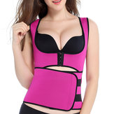 Push Up Chest Front Closure Body Shapping Corset Wicking Waist Slimming Shapewear