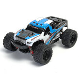 HS 18301/18302 1/18 2.4G 4WD High Speed ​​Big Foot RC Racing Авто OFF-Road Vehicle Toys