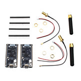 TTGO 2Pcs ESP32 SX1276 LoRa 915MHz bluetooth WI-FI Internet Antenna Development Board LILYGO for Arduino - products that work with official Arduino boards