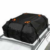475L Car Rooftop Cargo Bag 420D Waterproof Car Top Carrier Bag Luggage Storage for Outdoor Travel Carrier
