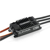 Hobbywing Platinum PRO 120A V4 3S-6S Brushless ESC With 8V 10A BEC For 500-550 Class RC Helicopter