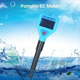 Portable EC Digital Water Quality Tester Aquarium Conductivity Meter Water Quality Analyzer