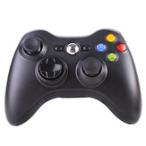 DATA FROG 2.4GHz Wireless Dual-motor Vibration Feedback Game Controller Joystick Gamepad para PC Xbox 360 PS3