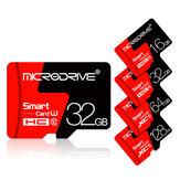 Microdrive 8 ГБ 16GB 32GB 64GB 128 ГБ C10 Высокоскоростная карта памяти TF класса 10 с адаптером карты для мобильного телефона iPhone Samsung Huawei Xiaomi