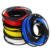 CCTREE® Blue+White+Yellow+Red Set 200g/Roll 1.75mm PLA Filament for 3D Printer Reprap