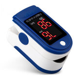 Electric Portable OLED Finger Oximeter Fingertip Pulsoximeter Equipment With Sleep Monitor Heart Rate Spo2 PR Pulse Oximeter