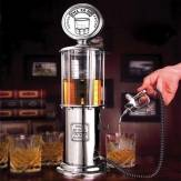 Creative Wine Beer Dispenser Pourer Gas Stastion Cocktail Drinks Pouring Measure Machine