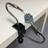 DIY Tools Solder Station braçadeira Suporte de ferro elétrico Universal Metal Arm para RC Drone FPV Racing