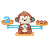 Montessori Monkey Math Match Game Balancing Board Scale Number Balance Game Educatief speelgoed voor kinderen