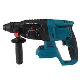 1100W Elektryczna Hammer Bezprzewodowa ręczna bezszczotkowa wiertarka udarowa Hammer Do akumulatora Makita 18 V.