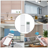 WIFI Automatic Electric Smart Motorized Window Blinds with APP Remote Control