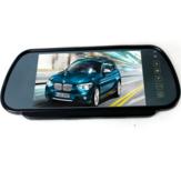 7-дюймовый TFT LCD Широкий экран Зеркальный монитор заднего вида + Автомобильная обратная парковка Вид сзади Набор
