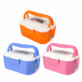 Mini Portable 12V 35W 1.5L Car Electric Plug in Heating Food Lunch Box