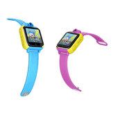 Bakeey V75 Dotyková obrazovka Děti Děti SOS GPS Sledování polohy Síť 3G Síťová kamera WiFi Smart Watch