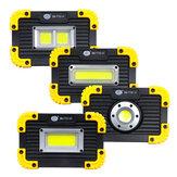 50WCOBワークライトUSB充電3モードキャンプライトフラッドライト緊急ランプ屋外旅行