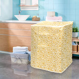 Waterproof Washing Machine Cover Thick Sunscreen Dust Cover Household for Automatic Washing Machine Cover