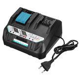 DC18RE double ports de charge 2 USB BL820-1890 BL1013-1016 Li-ion Batterie chargeur outils électriques chargeur 10.8V 14.4V 18V adapté à Makita