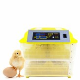 Poultry 96 Egg Incubator Alarm Function Hatching One Incubator 220V