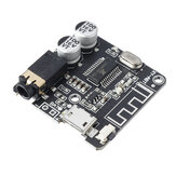 Módulo receptor de áudio bluetooth 5.0 DIY Placa decodificadora bluetooth MP3 Placa amplificadora de áudio para carro