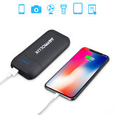 Astrolux® BC2 2-in-1 Type-C USB Battery Charger Phone Power Bank Dual Slot Fast Charge Battery Case Box For Li-ion IMR/INR/ICR 21700/20700/18650 Batteries