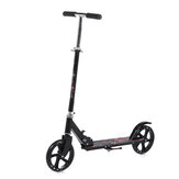Aluminum Alloy Folding Scooter 3-level Adjustable Height Disc Brake Two Wheels Scooter for Adult