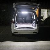 12/24 V 72 LED İç Işıklar Çatı Tavan Işık RV Araba Römork Camper Van Için