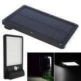 ARILUX® تعمل بالطاقة الشمسية 42 ليد للماء ضوء التحكم و بير الاستشعار الجدار مصباح للحديقة في الهواء الطلق