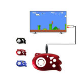Mini console de jogos de TV de 8 bits embutido 89 Classic Jogos Handheld Video Game Player Controller Controller Support Output TV