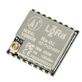 3Pcs Smart Electronics SX1278 LoRa Ra-02 Spread Spectrum Wireless Module / Ultra Far 10KM / 433M