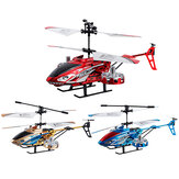 4.5CH Electric Light USB Charging Remote Control RC Helicopter RTF for Children Outdoor Toys