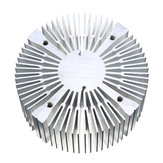 90*40mm Round Shape Aluminium Heatsink for 20W 30W 50W 100W High Power LED Bead