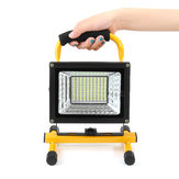 500W 130 LED Portable Outdoor Camping Flood Light Spot Work Lamp Rechargeable