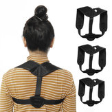 KALOAD 8-shape Design Adjustable Therapy Posture Corrector Belt Back Shoulder Support Brace Clavicle Prevent Humpback