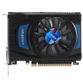 Yeston Radeon RX550 2GB GDDR5 128bit 1183MHz / 6000MHz ألعاب الرسومات بطاقات فيديو