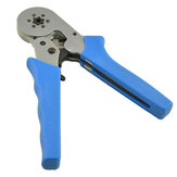 HSC8 6-6 0,25-6,0mm² Crimping Tools Self-adjustable Ratcheting Ferrule Wire Crimper Plier