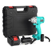 520N.M Cordless Electric Wrench EU/US/AU Plug Power Wrench With Li-ion Battery W/Sleeve Also For Makita Battery