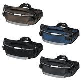 Vícepolohový turistický sport pro volný čas Nylon Pánská taška do pasu na mobilní telefon Skladování hrudníku s reflexním pruhem