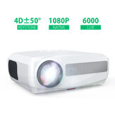 BlitzWolf®BW-VP6 LCD Projector 6000 Lux Full HD 300