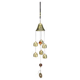 Dragon Phoenix Wind Chime Home Decor Windchime Feng Shui Hanging Ornament