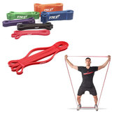 Red Fitness Elastic Belt Resistance Bands Strength Training Exercise Pulling Strap