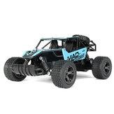 ChengKeToys1815B1/202.4G2WD auto da corsa RC con la lega di grandi dimensioni fuoristrada RTR giocattolo