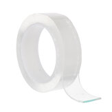 3.3-16.5ft Nano Tape Double-Sided Traceless Tape Washable Adhesive Removable Gel