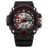 SANDA715Montrenumériqueàdouble fonction avec chronomètre automatique