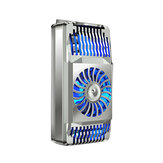 Bakeey Universal Mobile Phone Radiator Gaming Portable Fan Air Freezing Cooler For iPhone 12 XS 11Pro MI10