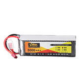 ZOP Power 14.8V 5000mah 50C 4S Lipo Battery T Plug for RC Quadcopter