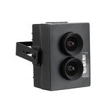 2 Million USB Binocular Camera Module for Face Recognition Live Detection Wide Dynamic Infrared Night Vision HD Camera Board Free Driver